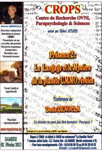 Le dossier UMMO (Denis Denocla)