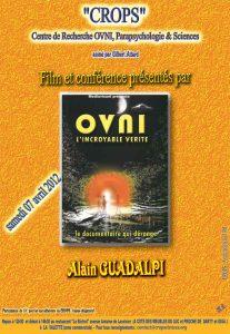 OVNI : L'incroyable vérité (Alain Guadalpi)