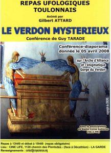 Le Verdon Mystérieux (Guy Tarade)