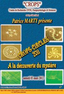 Crop circles, à la découverte du mystère (Patrice Marty)
