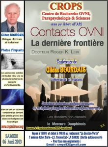 Contact OVNI (Gildas Bourdais)