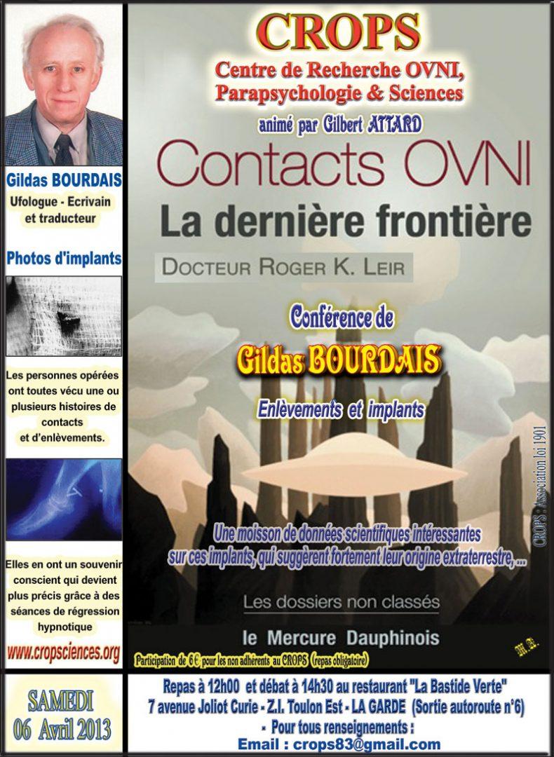 Contact OVNI (Gildas Bourdais)