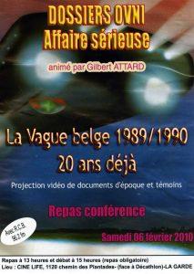 Vague Belge (Gilbert Attard)