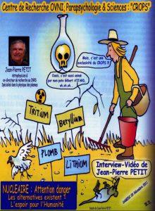 Le nucléaire et ses dangers (Jean-Pierre Petit Astrophysicien)