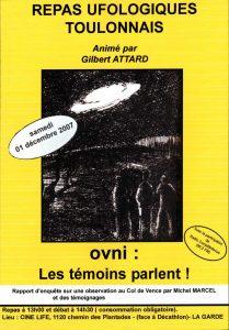 OVNI : Les témoins parlent (Michel Marcel)