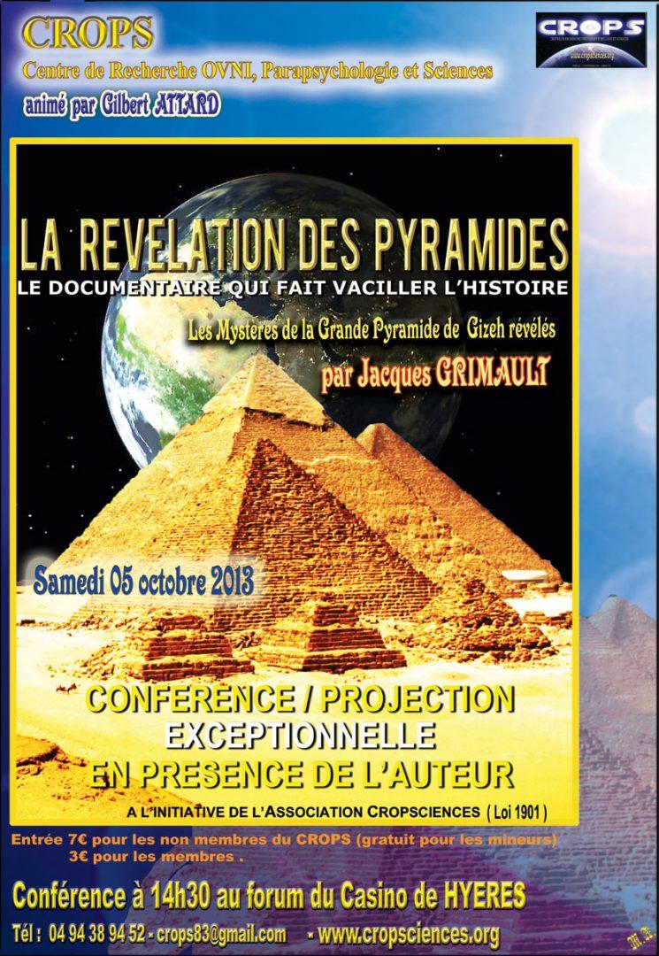 La Révélation des Pyramides (Jacques Grimault)