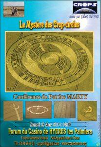 Le Mystère des Crop-circles (Patrice Marty)