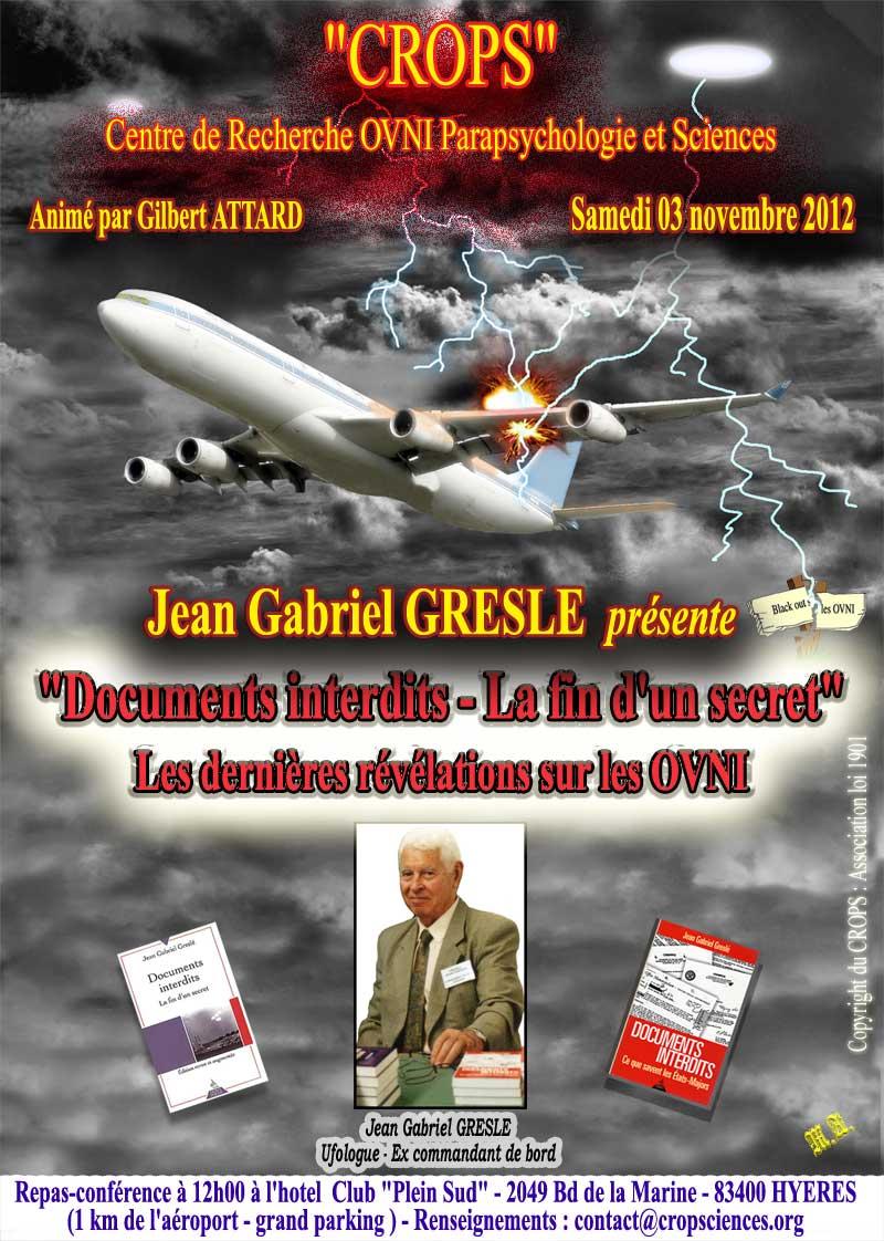 Documents Interdits (Jean-Gabriel Gresle)