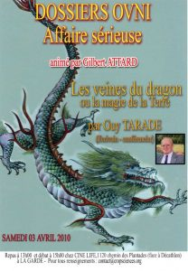 Les Veines du Dragon (Guy Tarade)