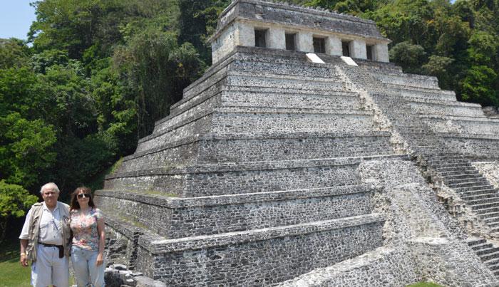 Voyage Mexique-Guatemala du 10 au 25 avril 2015