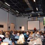 Conférence sur magnétisme et les panseurs de secrets donnée à Mandelieu