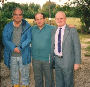 Read more about the article Guy Tarade et Georges Andrews