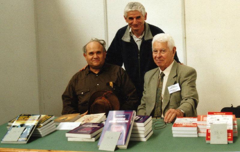 Jean Gabriel Greslé et Bernard Hugues