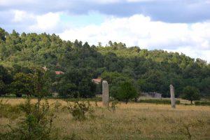 Les Menhirs du plateau Lambert – le 29 juin 2014