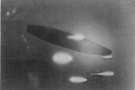 OVNI et extraterrestres : Dossier d'Alain Poret