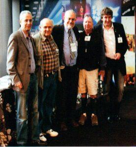 L'équipe du Congrès Ufologique International