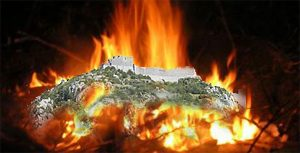 Montségur ou la citadelle amnésique – Montségur château cathare