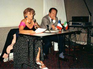 Geneviève Vanquelef et Giorgio Pattera