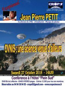 OVNIS : Une science venue d'ailleurs