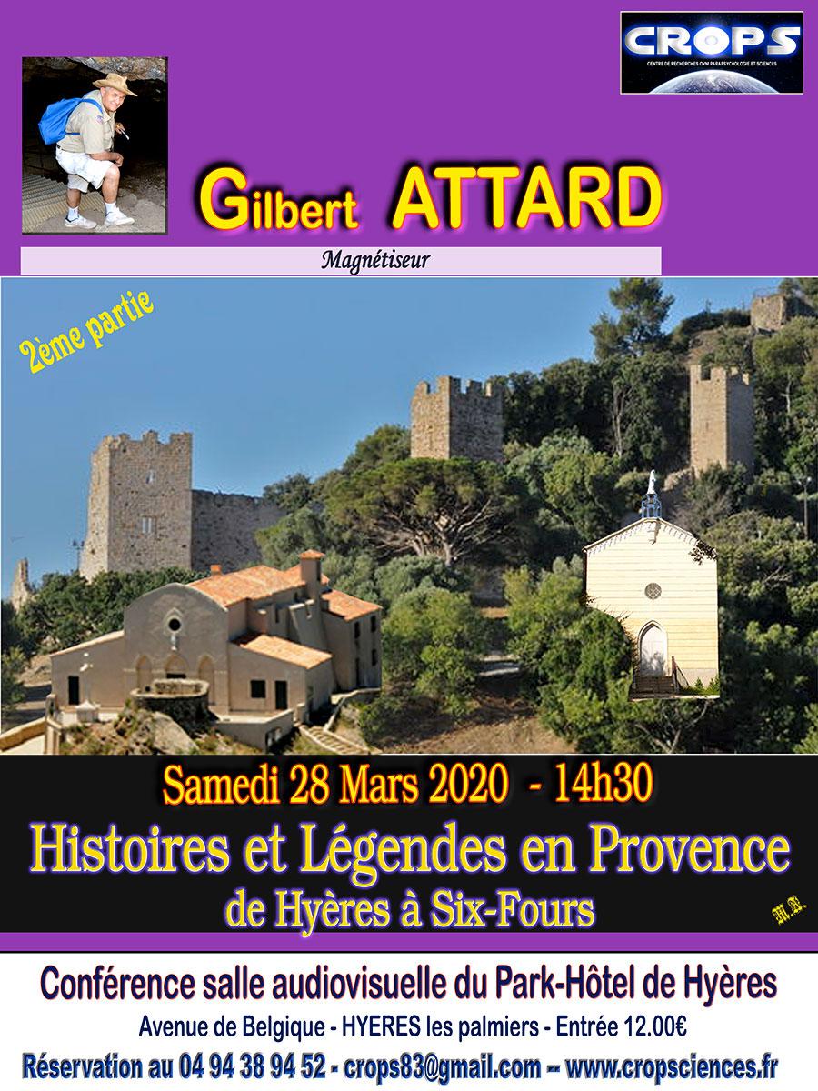 Histoires et légendes en Provence de Hyères à Six-Fours 2ème partie